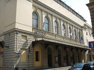 Teatro Comunale Florence - Theatre: exterior view