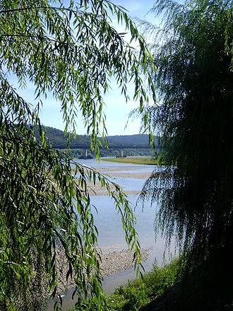 Zêzere River - Zêzere obscured