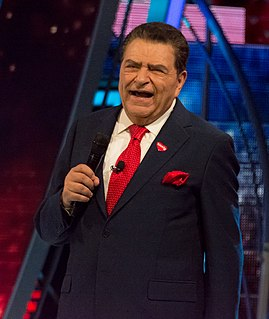 Don Francisco (television host) Chilean television personality