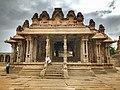 Temple Hall, Vijaya Vittala Temple, Hampi.jpg