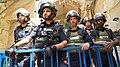 Temple Mount Entrance Policers July 21.jpg