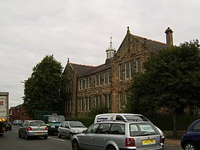 Temple Primary school - geograph.org.uk - 519938.jpg