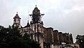 Templo y Antiguo Convento de la Natividad, Tepoztlan.JPG