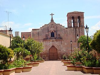 Cocula, Jalisco - La Purísima is one of the chapels featured for its religious architecture.