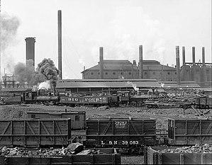 Tennessee Coal, Iron and Railroad Company - Image: Tencoal