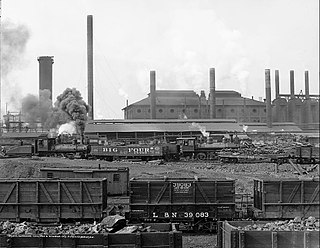 Tennessee Coal, Iron and Railroad Company American steelmaking company