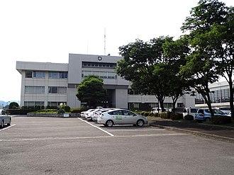 Ten-ei, Fukushima - Ten'ei Village Hall