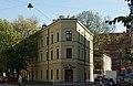Tenement, 1 Mostowa street, Kazimierz, Krakow, Poland.JPG