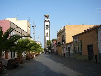 Torre de la Iglesia de la Concepción