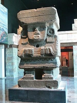 Great Goddess of Teotihuacan - Image: Teotihuacán Chalchiuhtlicue
