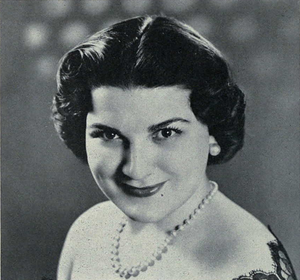 Teresa Stich-Randall - Stich-Randall at the University of Michigan, 1955-1956