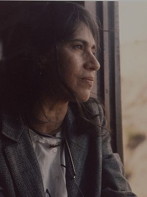 English: Teresa Gracia, 1987 Español: Teresa G...