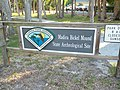 Terra Ceia FL Madira Bickel SP sign01.jpg