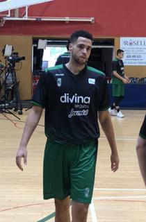 Terrence Bieshaar Dutch professional basketball player
