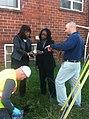Terri Sewell touring EPA testing sites in Alabama in 2012.jpg