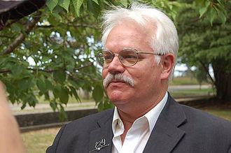 Terry Dowling - Dowling in 2007