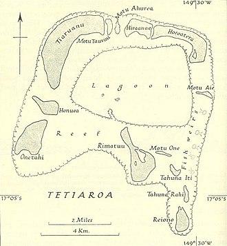 Tetiaroa - Teti'aroa