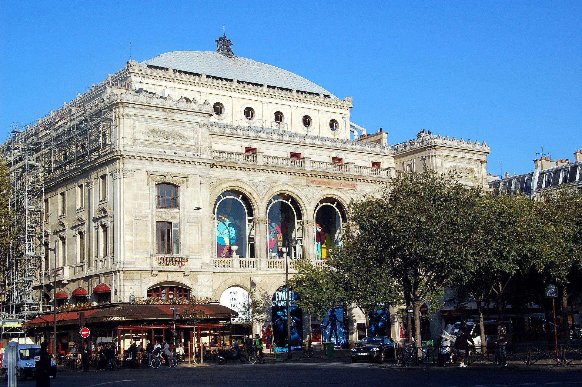 Hotel Du Theatre Paris