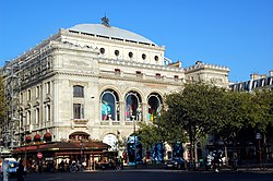 Theatre du Chatelet, October 2008.jpg