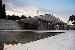 The Barcelona Pavilion, Barcelona, 2010.jpg