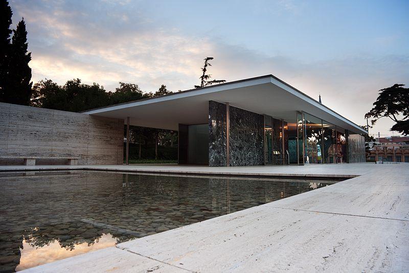 File:The Barcelona Pavilion, Barcelona, 2010.jpg