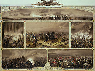 decisive battle of the Austro-Prussian War