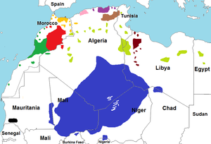 The Berber language as spoken in North Africa.png