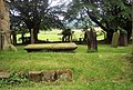 The Church of the Holy Rood, Whorlton - Churchyard - geograph.org.uk - 517225.jpg