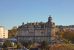 Duke Of Cornwall Hotel Plymouth Parking