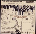 The German Labor Day is different. One factory, one union, one guard. - NARA - 534859.tif