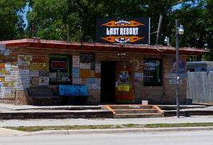 Aileen Wuornos - The Last Resort bar in Volusia County, where Wuornos was arrested