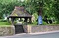 The Lych-Gate, St. Cuthbert's Church - geograph.org.uk - 1107691.jpg