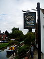 The Oxford Canal & the Bridge Store, Cropredy.jpg