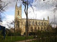 The Parish Church of St Luke, Chelsea - geograph.org.uk - 1569906.jpg