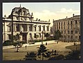 The Prefecture (i.e., Préfecture) and post office, Montpellier, France-LCCN2001698468.jpg