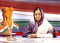 The President, Smt. Pratibha Patil addressing the Nation on the eve of 61st Independence Day, in New Delhi on August 14, 2007.jpg