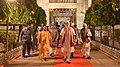 The Prime Minister, Shri Narendra Modi visiting the Tulsi Manas Temple, in Varanasi, Uttar Pradesh (1).jpg