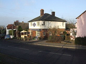 Tebworth - Image: The Queens Head, Tebworth geograph.org.uk 638031