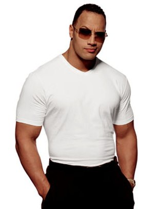 Beyond the Mat - Dwayne Johnson made his first film appearance in Beyond the Mat