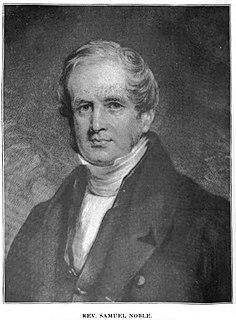 Samuel Noble British engraver