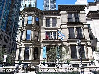 Driehaus Museum Decorative Arts Museum in Illinois, United States