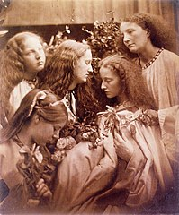 The Rose bud garden of girls, by Julia Margaret Cameron.jpg