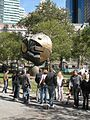 The Sphere and an eternal flame (6158068074).jpg