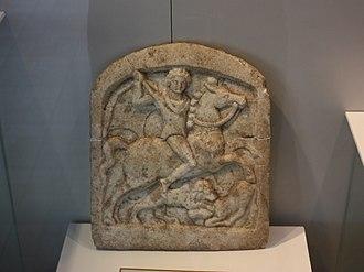 Thracian horseman - Image: The Thracian Rider God