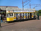 The Tram at Seaton Terminus - geograph.org.uk - 867379.jpg
