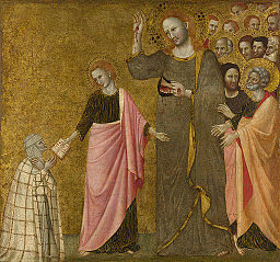 The Vision of the Blessed Clare of Rimini