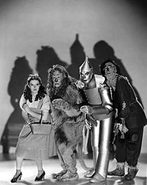 The Wizard of Oz Garland Lahr Haley Bolger 1939