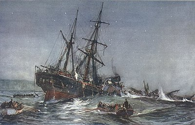 List of shipwrecks of Africa - Wikipedia