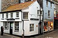 The corner of Fore Street and Lifeboat Hill, St Ives - geograph.org.uk - 1548936.jpg