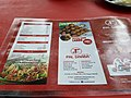 The menu of traditional Punjabi food at Pal Dhaba (44272499581).jpg
